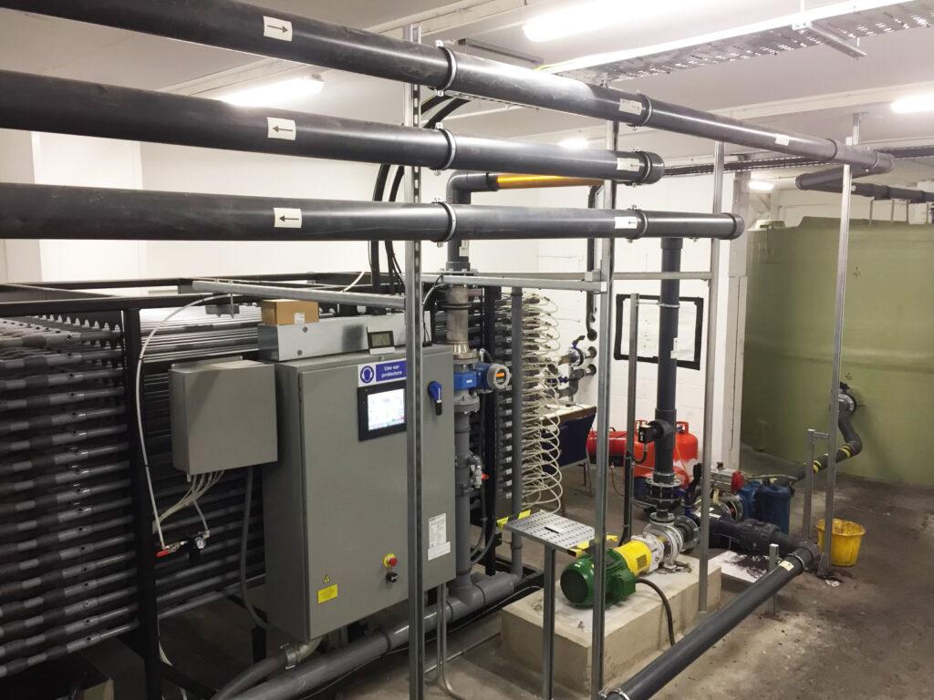 Oates Environmental - UltraFiltration System