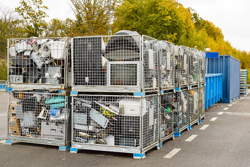 Weee Waste Collection Leeds, Recycling & Disposal Yorkshire